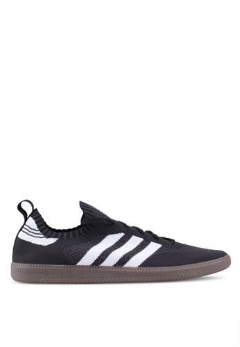 adidas black adidas originals samba pk sock 29BEESH3900E84GS_1