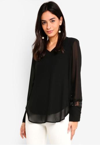 82012e3e2a994 Buy Vero Moda Joan Top Online on ZALORA Singapore