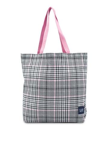 39933f79405e Buy GAP Canvas Logo Shopper Bag Online | ZALORA Malaysia