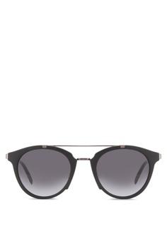 f2fb66e3dda0 Carrera black Jared Leto Maverick Pilot Sunglasses CA432GL02HRHMY 1