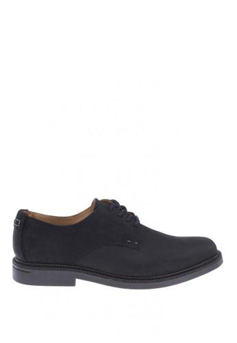 Sebago black Turner Lace Up Waterproof Casual Shoes SE328SH0J656PH_1