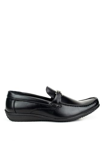 Mario D' boro Runway black Avel Formal Shoes 39B08SHE915F2BGS_1