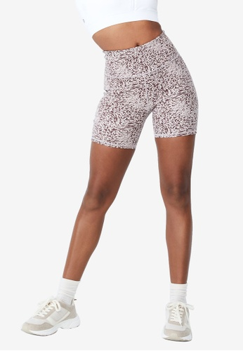 Cotton On Body multi Ultimate Booty Pocket Bike Shorts 66AE6AA0E4190DGS_1