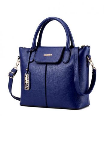 TCWK blue Ladies Handbag TC258AC82GCRMY_1