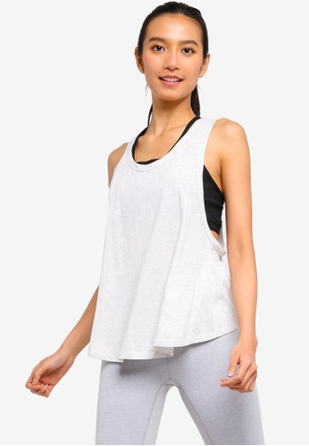 Cotton On Body grey Swing Back Tank Top 253CAAAD5921CCGS_1