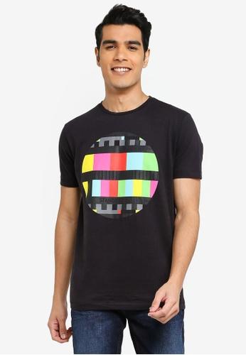 BLEND black Stand By T-Shirt 9D82BAAF40E635GS_1