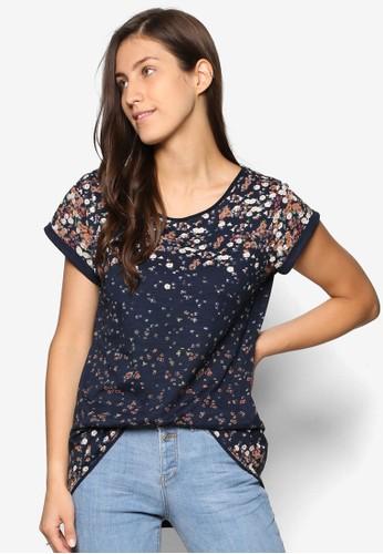 印花短袖TEE、 服飾、 T-shirtESPRIT印花短袖TEE最新折價