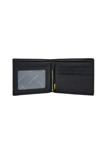 EXTREME black Extreme Leather Bifold Money Clip Wallet W/O Hole 20074AC75CCE90GS_1