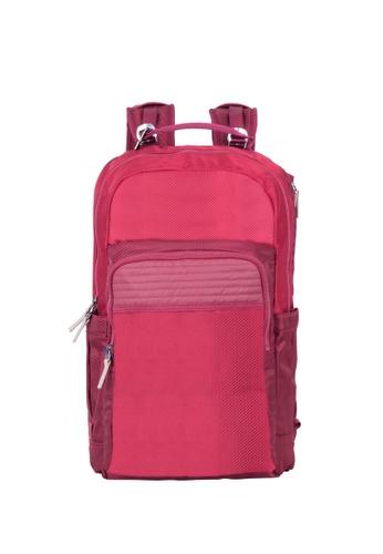 Caterpillar Bags & Travel Gear red Revo Backpack Medium CA540AC22IRHHK_1