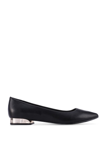 Call It Spring black Ankai Pointed Ballerinas D4437SHE3956C7GS_1