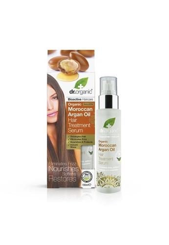 Holland & Barrett Dr Organic Moroccan Argan Oil Hair Treatment Serum 100ml 2F40AES46ADE7EGS_1