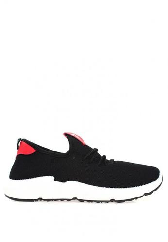 New York Sneakers black Anse 190 Men's Rubber Shoes 7F22ASH9EB5309GS_1