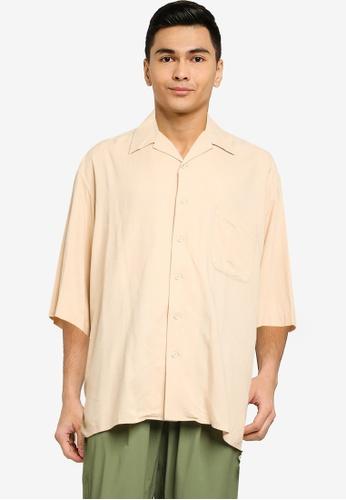 niko and ... brown Pocket Shirt A3A9AAAC365738GS_1