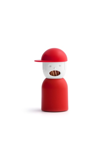 Qualy Qualy Picky Boy Toothpick Holder (Red) 46E6BHL3E6A4F6GS_1