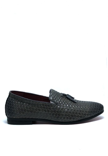 Twenty Eight Shoes grey Tassel Loafers MC7515 D708CSHD72D5A0GS_1