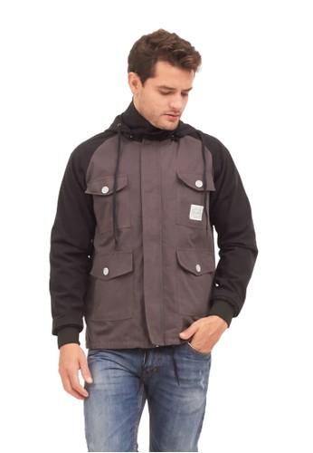 MUGABE black MUGABE mens jacket moulden black 1F540AA573BBD0GS_1