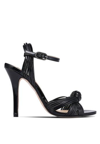 ZALORA 黑色 Dancing 高跟鞋 27E56SH3C1FB02GS_1