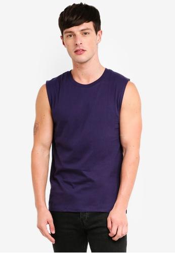 Factorie 多色 Sport Muscle T Shirt 67249AA571C2C9GS_1