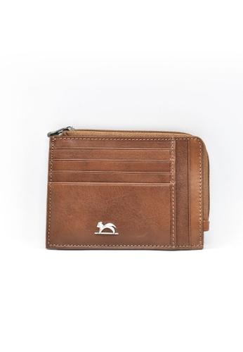 Charles Berkeley brown Charles Berkeley Italian Craftsmanship Toscana Wallet  -3008 FA159ACAC6251FGS_1