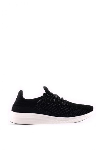 World Balance black Urban Flex L Sneakers 55C95SH73EB0F3GS_1