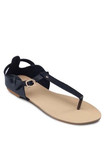 T 字帶夾腳zalora是哪裡的牌子包跟涼鞋, 女鞋, 涼鞋