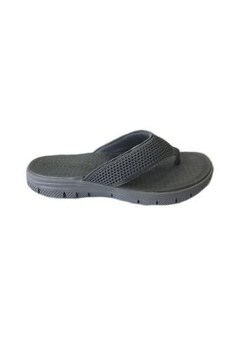Skechers grey Skechers Men SPORT CASUAL- 51872GRY E8824SHA9ECDA1GS_1