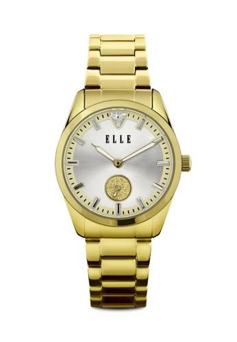 ELLE gold Jam Tangan Wanita Elle EL20393B07C BE161AC5F0856EGS_1