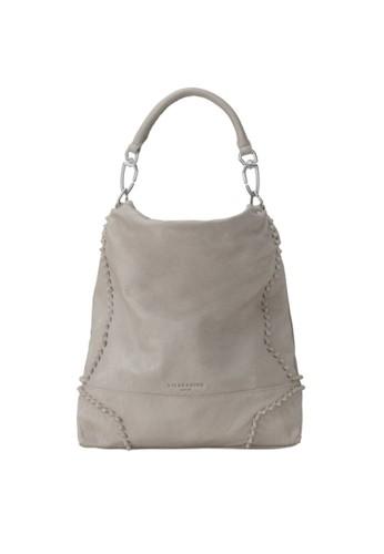 e209e678963e Liebeskind Berlin brown Liebeskind Tokio F7 - Leather - Handbag - Desert  Beige - Tas Liebeskind