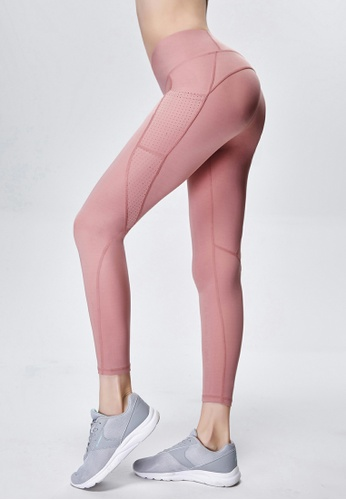 HAPPY FRIDAYS 3D Cutting Multifunctional Tights 18-018 E3D3CAA74143D5GS_1