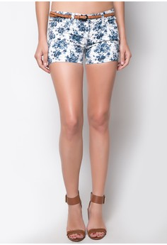 Hotzie Printed Shorts