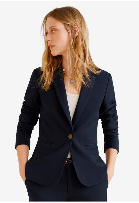 c721a51d5309 Buy Blazers For Women Online | ZALORA Hong Kong
