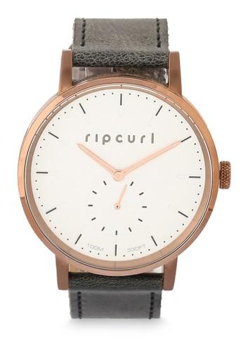 Rip Curl brown Circa Bronze Leather Watch 19172AC36074E9GS_1