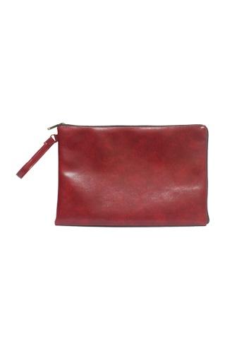 "Knocks red 13"" Abner Laptop Case (Red) KN307AC14WYVSG_1"