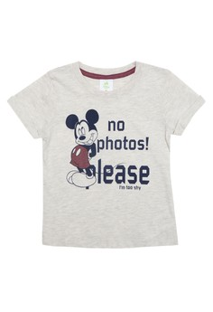 Baby Boy Mickey Mouse Tee
