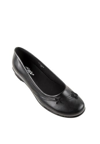 Otto black Slip-On Shoes 1FB94SH31D61DDGS_1