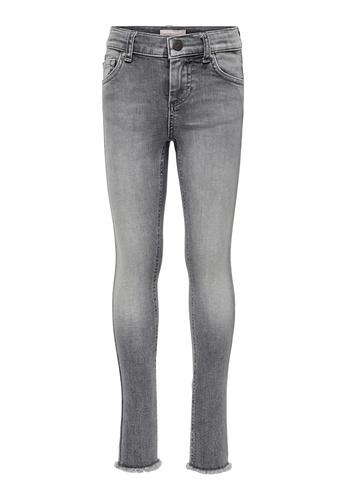 ONLY grey Skinny Raw Jeans 363BFKAA041B91GS_1