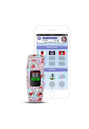 GARMIN Garmin Vivofit Jr. 2 GM-010-01909-60 Minnie Mouse Smartband B64BDAC8BBBD87GS_1