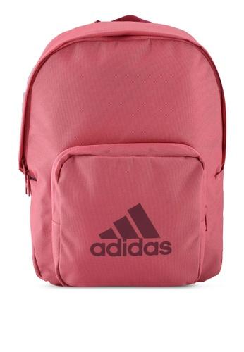 ADIDAS pink classic backpack A50A8KCCBD0E46GS_1