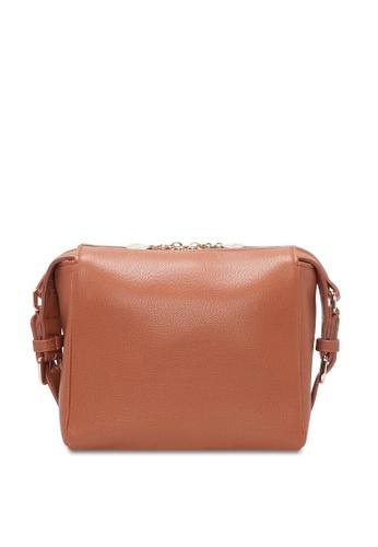 VINCCI brown Shoulder Bag 9649EACBE2BD16GS_1