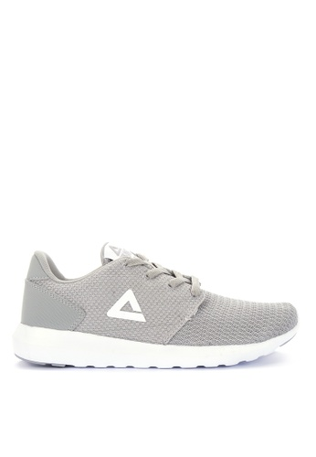 3773ba27b99c78 Shop PEAK Slider Lifestyle Sneakers Online on ZALORA Philippines