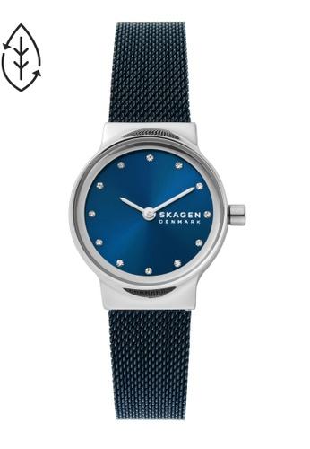 SKAGEN blue Freja Watch SKW3008 6B3E4ACBEBB880GS_1