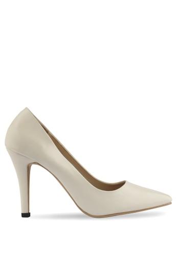 High Heels Claymore MMZ - 08 White
