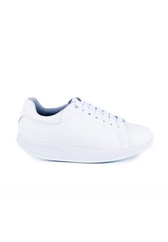 Twenty Eight Shoes 白色 PEN WALKING 健康功能鞋 F919DSH883D8FEGS_1