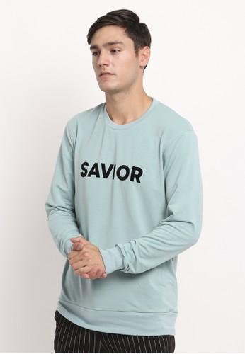Savior green and blue SALVITO 8BA7AAA6CE9C29GS_1