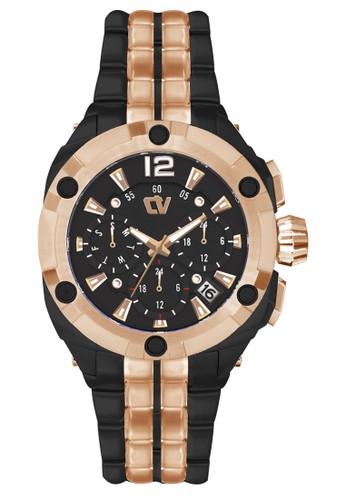 Christ Verra black Casual Women's Watches CV C 71084L-18 BLK D184AACE7B53CFGS_1
