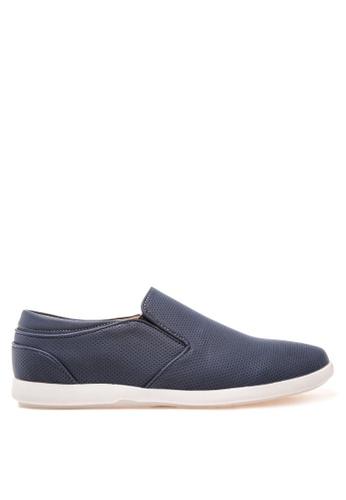 H2Ocean blue Cable Sneakers H2527SH85LCOPH_1