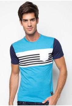 Roundneck Slim Fit T-shirt