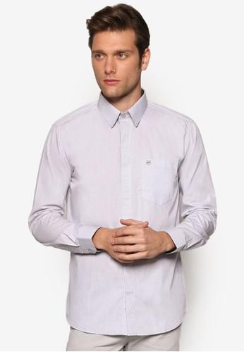標準棉質長袖襯衫, 服飾esprit outlet 桃園, 素色襯衫