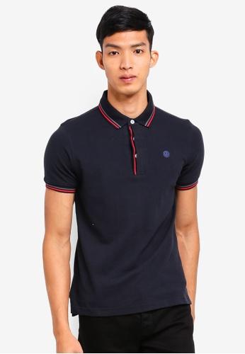 Buy Volkswagen Embroidered Logo Polo Shirt Online On Zalora Singapore
