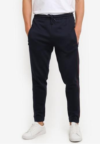 Boss Green 海軍藍色 Hivon Pants - Boss Athleisure BO516AA0RPOYMY_1